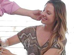 Erica Sürpriz Audition Netvideogirl için İade
