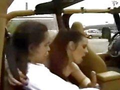Tieten flashen vanuit ischen Jeep
