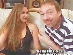 Brandi yıl dönümü Slut Eş eğitimi Creampie video !
