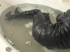bath Läder