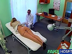 FakeHospital - Nurse finds exposed russian