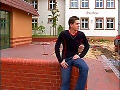 Des jeunes hommes : Les baisers Oral , Bareback Cum