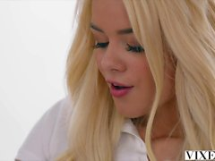 VIXEN Elsa Jean's Hot Lunch Date