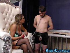 Kinky Domina bbc saugen