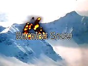 Burning Snow ...(Vintage Movie) F70