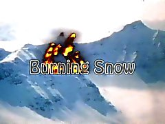 Burning Snow ...(Vintage Movie) F70