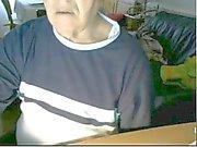 Geraden Männer Füße über Webcam # 444