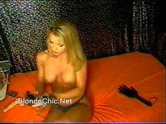Blonde Submission, Bondage & Discipline .
