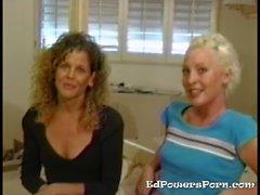 Kimberly Jade and Sunny in lesbian vid