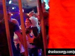Hot шлак отстой Дикс при сексуальном вечеринке