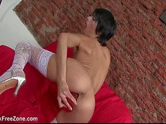 Latina Series - Morelia Solo Masturbation