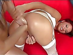 Alissa & Lilo ass fisting
