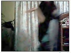 danching dama filippini in webcam