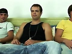 Eşcinsel erkek porno tam uzunlukta Alan latino Eric gibi görünüyordu