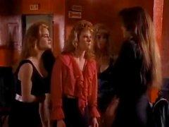 Selena Стила Tracy Уайн Ранди Spears в ретро ебать видео