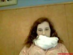 # 0374 - Bazoocam divertimento ragazza che ha