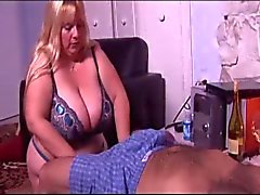 Big Tittied Blond BBW MILF Cassie Blanca Loves to Fuck