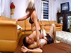 scissors session mean brazilian domme