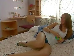 Russian Teen Francheska DP