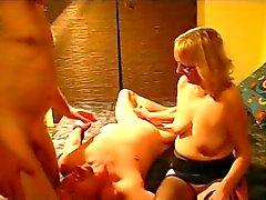 Amadores Maduras Bi de Threesome ficheiro MMF - negrofloripa