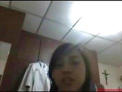 # 0381 - Skype divertente ragazza