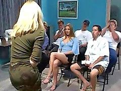 einen Orgasmus Vereins