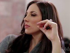 Jelena Jensen and Veronica Rodriguez at GirlsWay