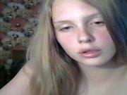Linda adolescente rusa Trans niña Kimberly Camshow