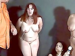 Three sexslaves dominated and degrading sextoys
