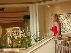 A Alison Angelinos A atractivo de Actos Vestido rojo Te gusta
