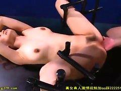 Hardcore Японский BDSM Наказание Rabon 2