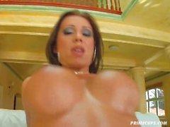 Anal Big Boobs --- Candy Strong (European Babe)