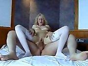 Claudia blonde Deutsch Hahnrei