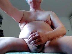 acidente vascular cerebral avô pela webcam