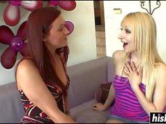Hot lesbot haluavat toisiaan