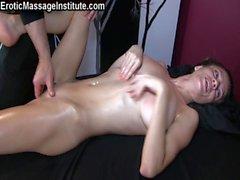 Schreien, Abspritzende Orgasmen w / Dillion Carters