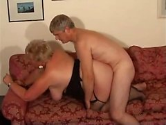 bbw granny fucking young guy
