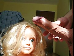 Doll para chupan pene Excited Enorme