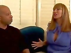 Ava devine likes huge black cock
