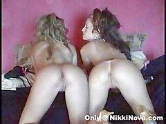 Nikki Nova and Mason Marconi viel Spaß mit mit ihrem neuen Nocken