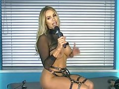 Dannii Harwood Babestation 2017/04/05 Del 2