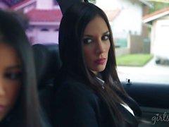 GirlsWay - Jelena Jensen Veronika Rodriguez