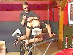 Molto Difficile Inculata con pugni German di BDSM AFM-