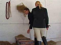 Fessée Boots d'équitation 1