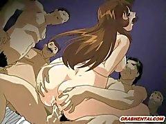 Una delle all'inizio video Anime rated