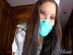 Chaï est infirmière