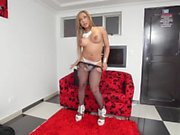 TS Cock Strokers vol 2 escena 3