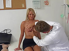 Nikky fantasy can't live without her excited doctor