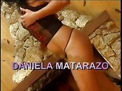 Bella ragazza brasiliana di fare sesso anale