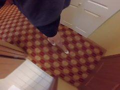Hotell Fun skirt , klackar och strumpor